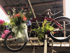 Springtime at Mini Bazaar